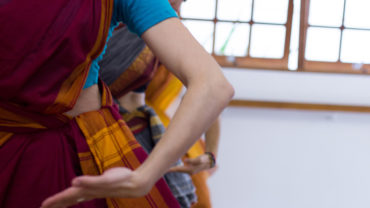 Workshop de Odissi – Outubro 2016