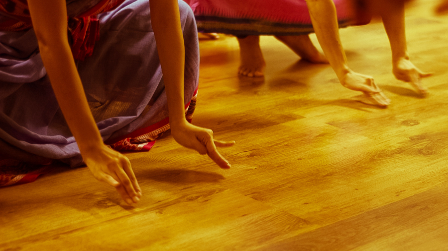 Workshop de Odissi – Novembro 2016